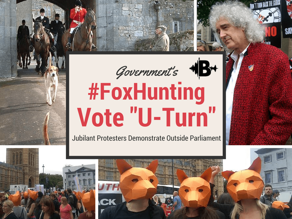Was #FoxHunting Postponed for EVEL?
